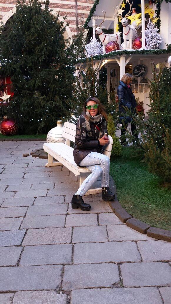 Marzia from Alghero