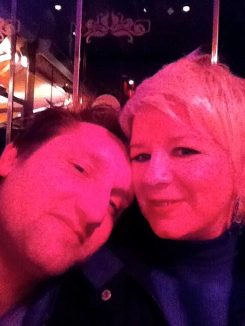 Debbie & Tomas