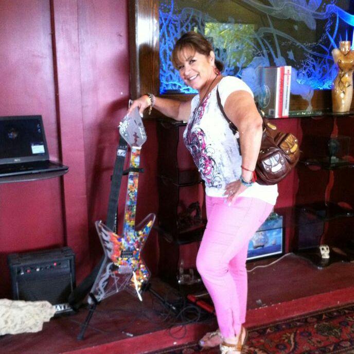 Patricia From Rosarito, Mexico