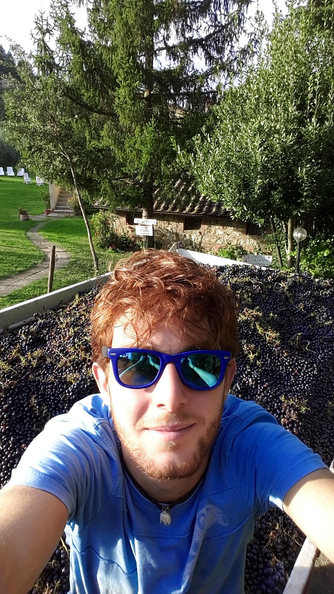 Lorenzo From Pienza, Italy