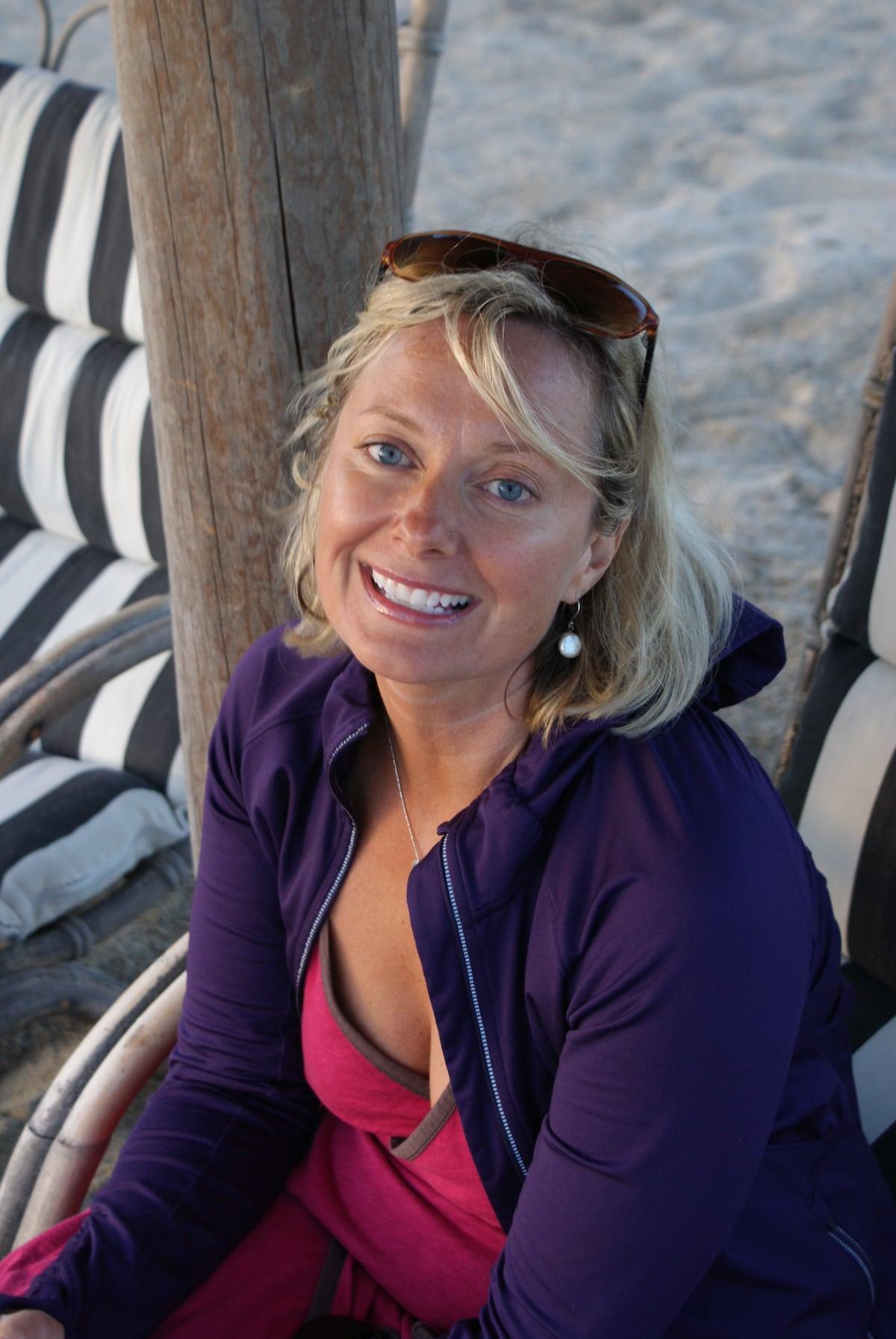 Jennifer from Oceanside