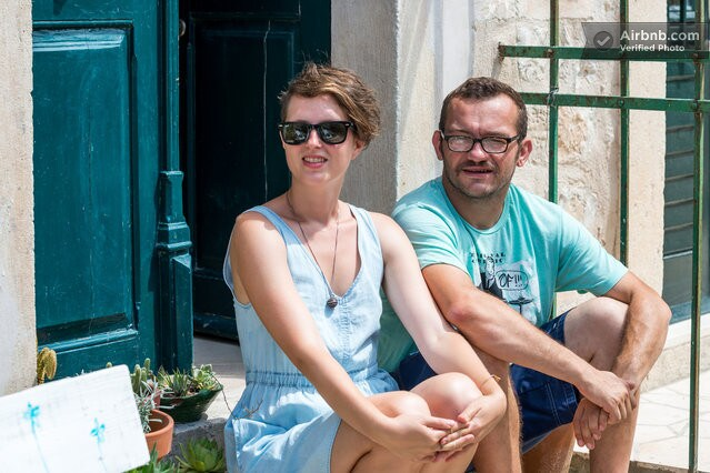 Marinka & Marin from Dubrovnik