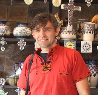 Christopher from San Miguel de Allende