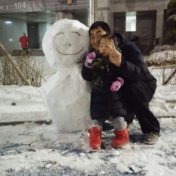 Jaesun from Paldal-gu, Suwon