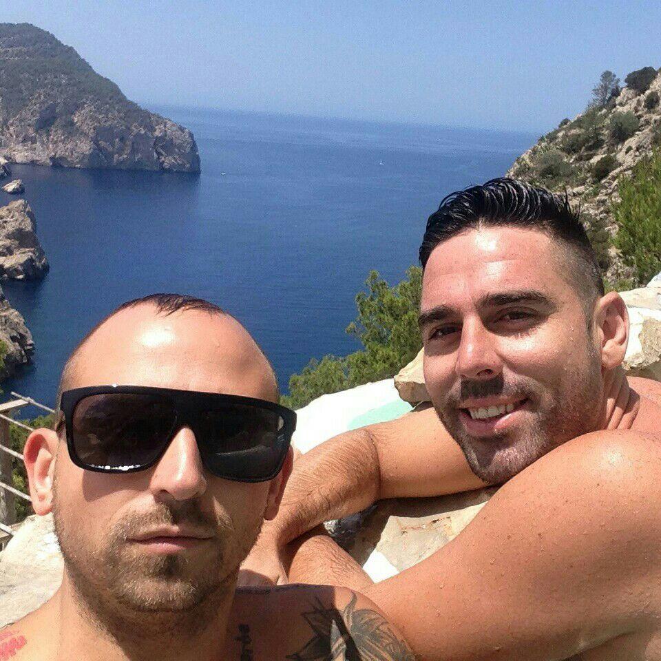 Brais Y David from Ibiza
