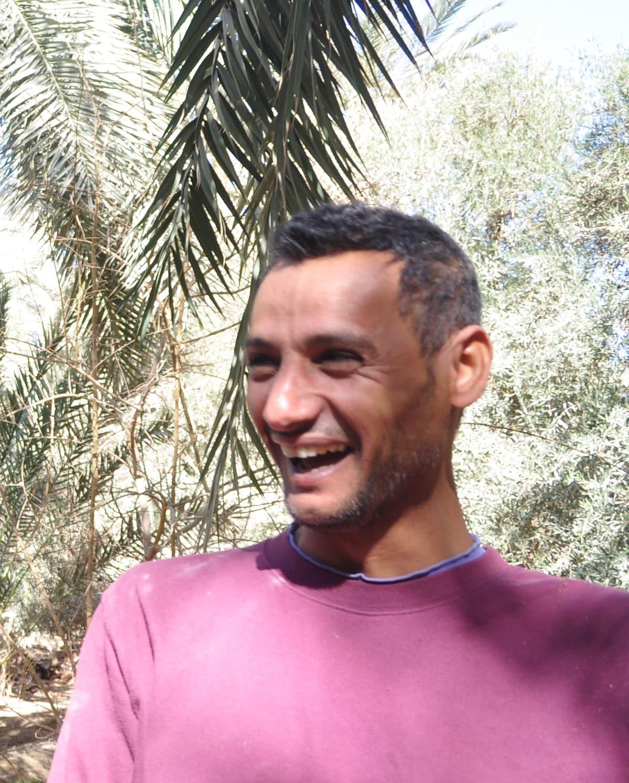 Fahmi from Siwa Oasis