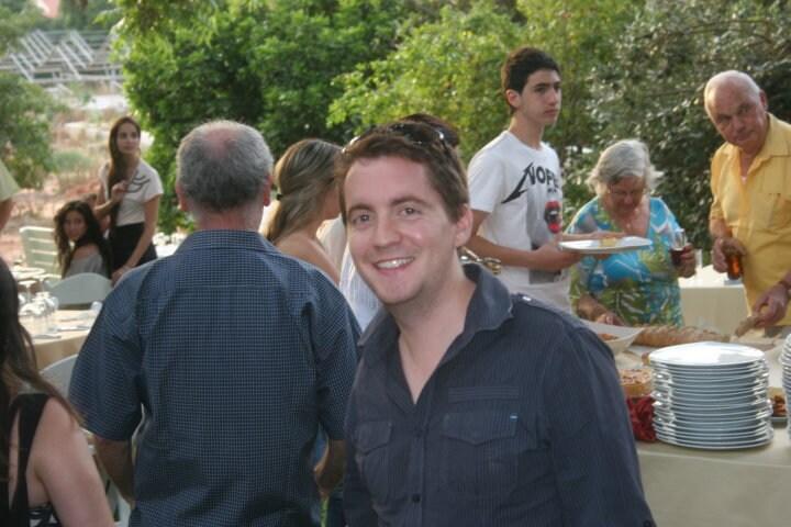 Simon from Netanya