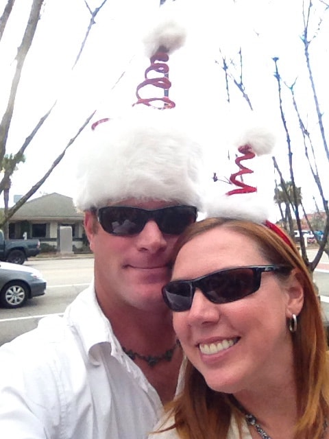 We are an easy going, relaxed couple looking to sh