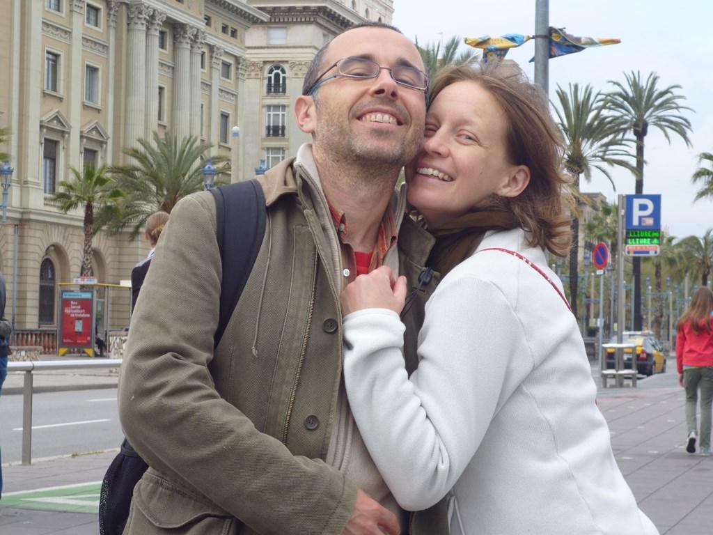 Andrea & Sergi