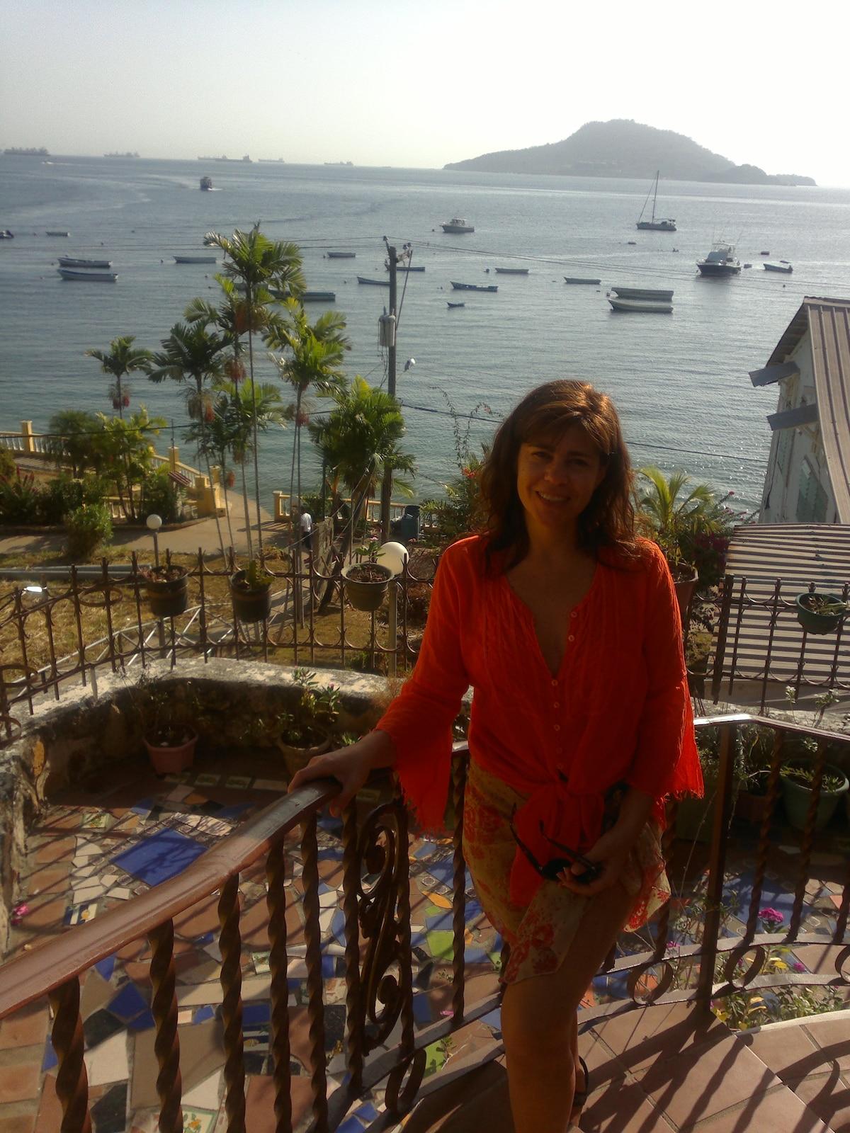Ana from El Sauzal