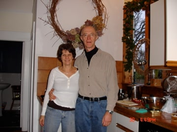 Leonard And Valerie from Victoria