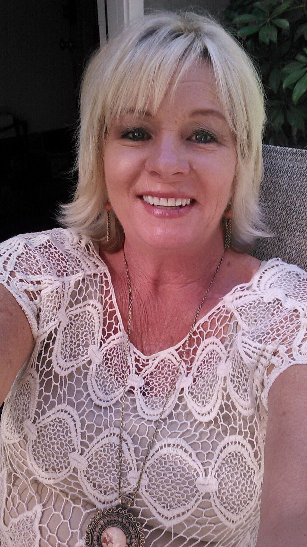 I am a 54 year young Mom who loves to host and hav
