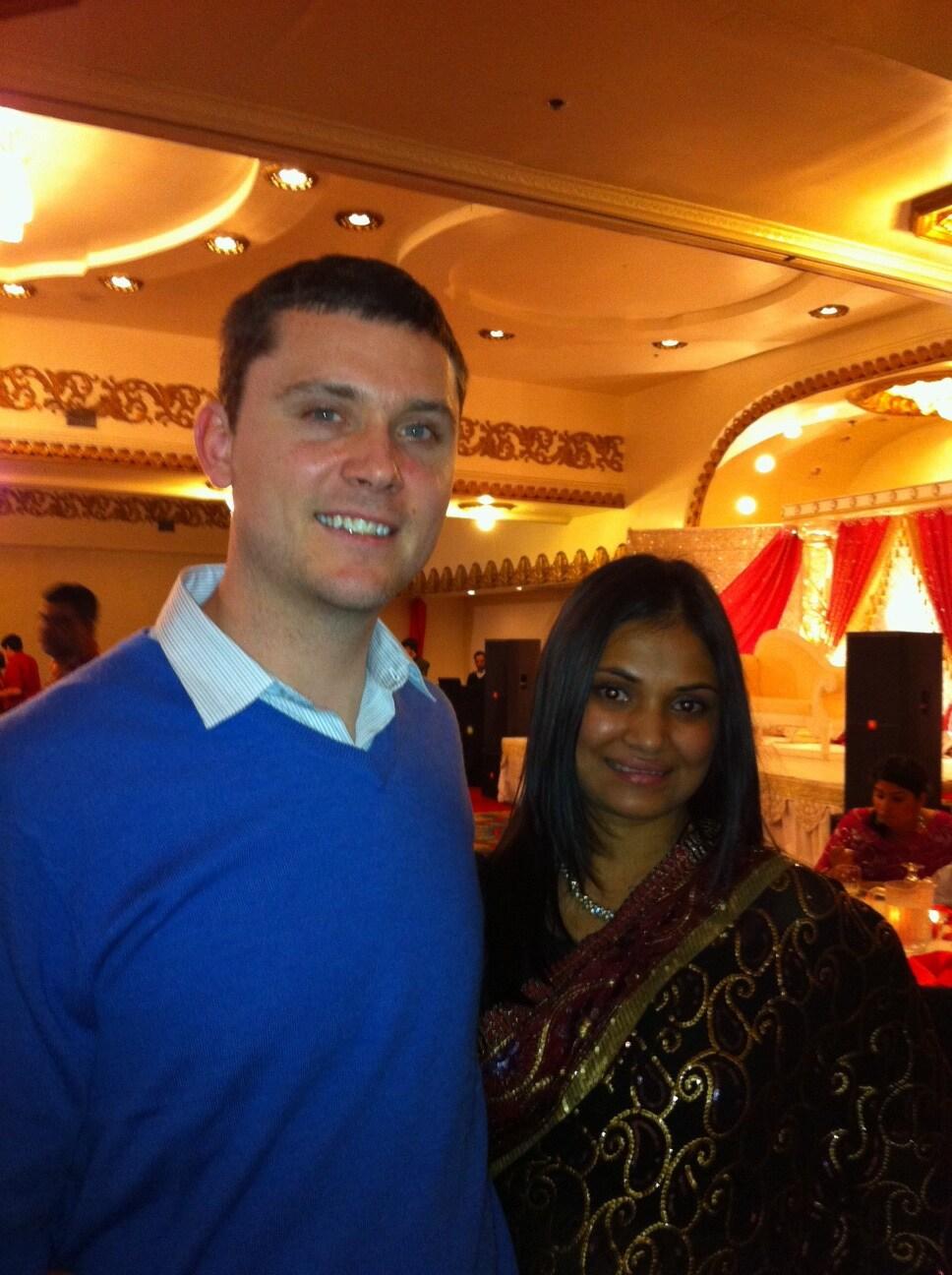 Tom And Shenita from Trenton