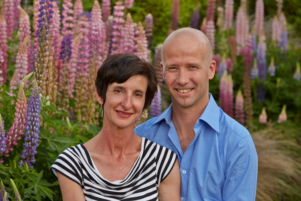 Gavin And Simone From Closeburn, New Zealand