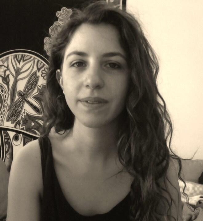 Nansy from Athina