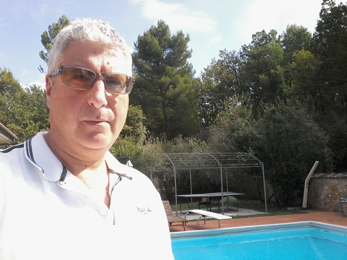 Paolo From Colli Sul Velino, Italy