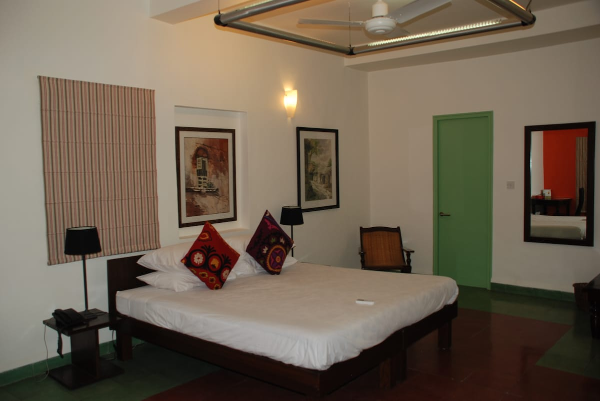 Our B&B offers the comfort of a home away from hom