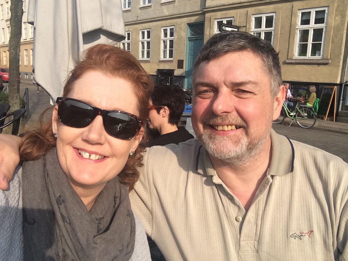 Lars & Pernille from Copenhagen