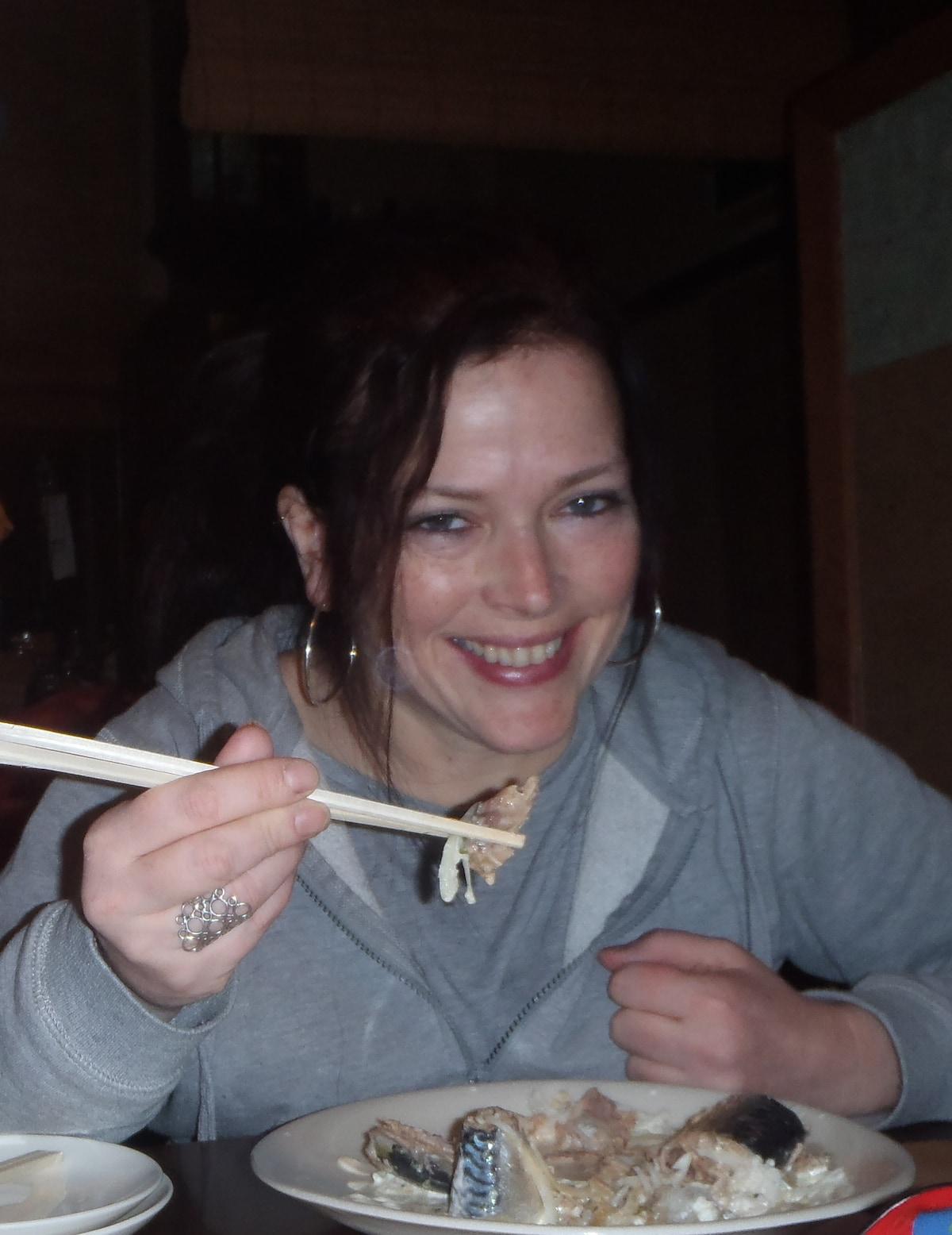Rachel From Salford, United Kingdom