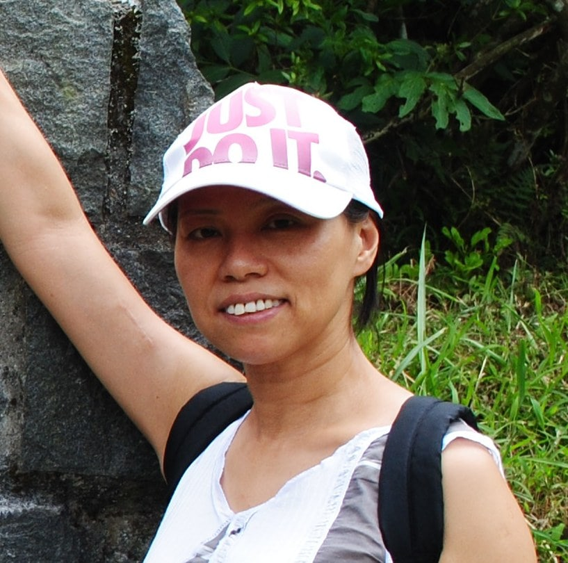 Michelle From Tamsui District, Taiwan