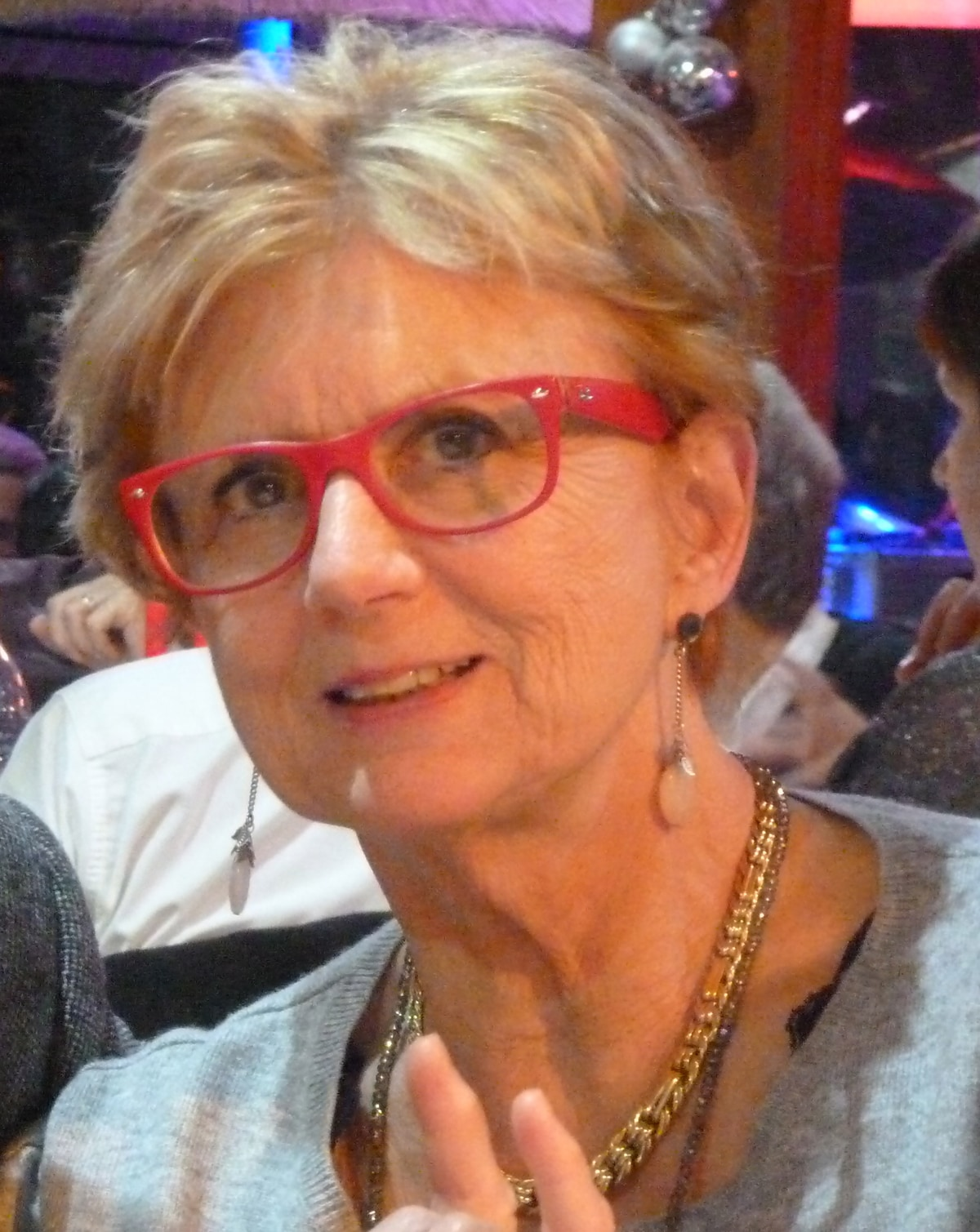 Rose Marie from Montpellier