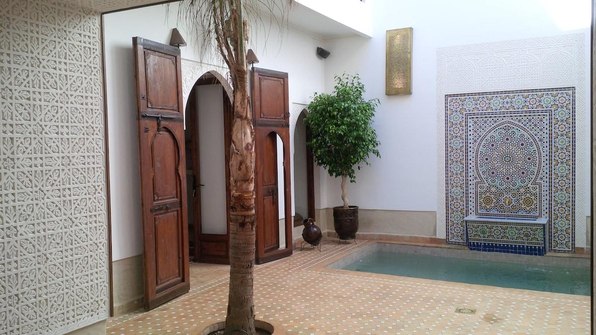 Riad from Marrakesh