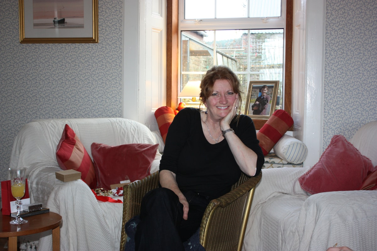 Sue from Kirkoswald, South Ayrshire