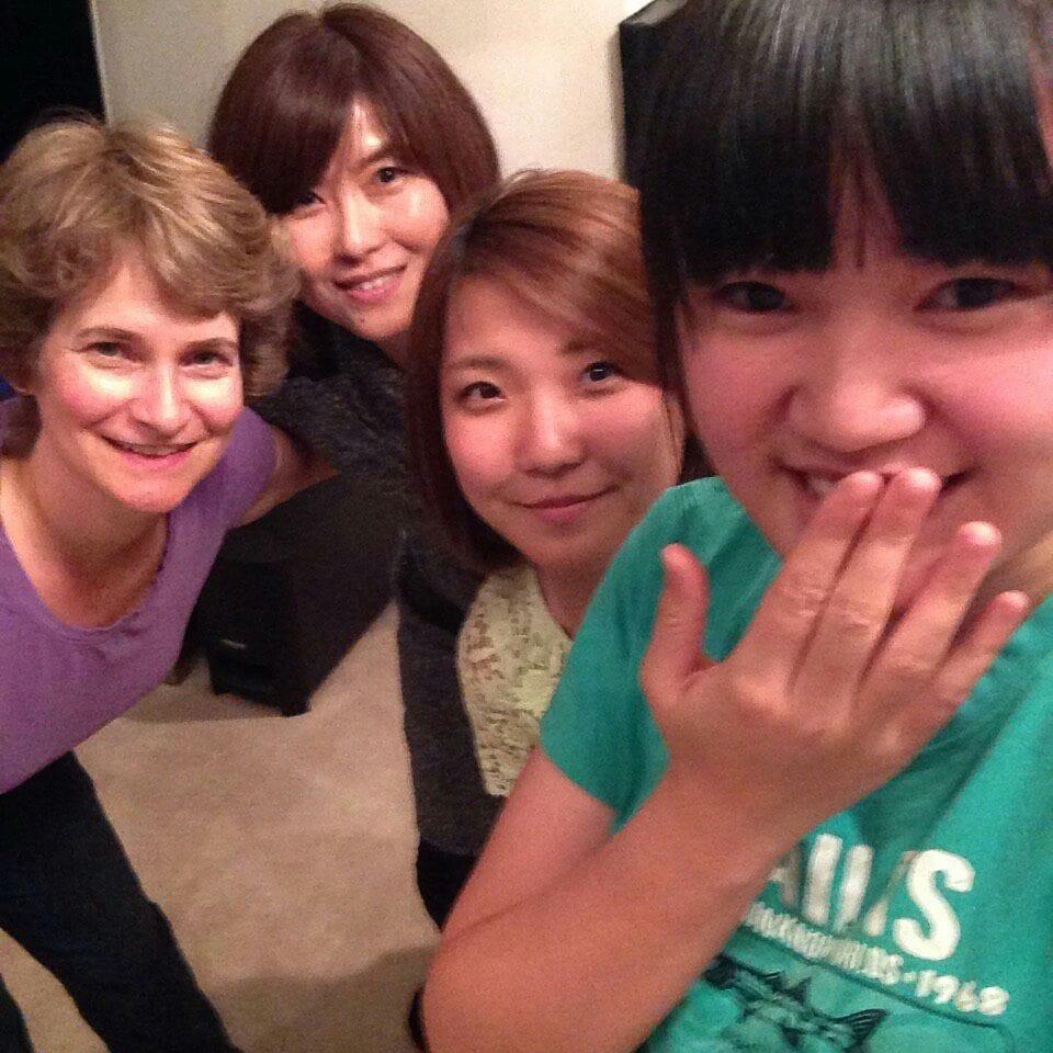 Hana from Fukuoka