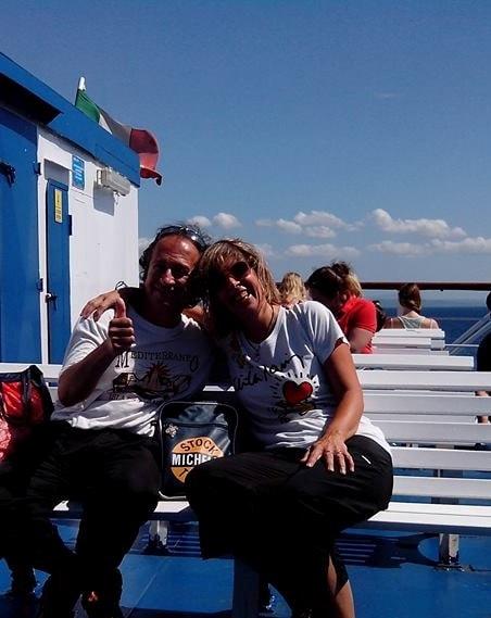Antonio&Fiorella From Viareggio, Italy