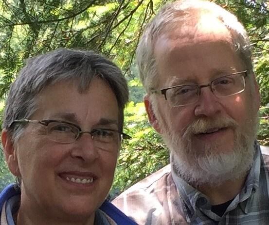 Jill  & Tim from Grand Rapids