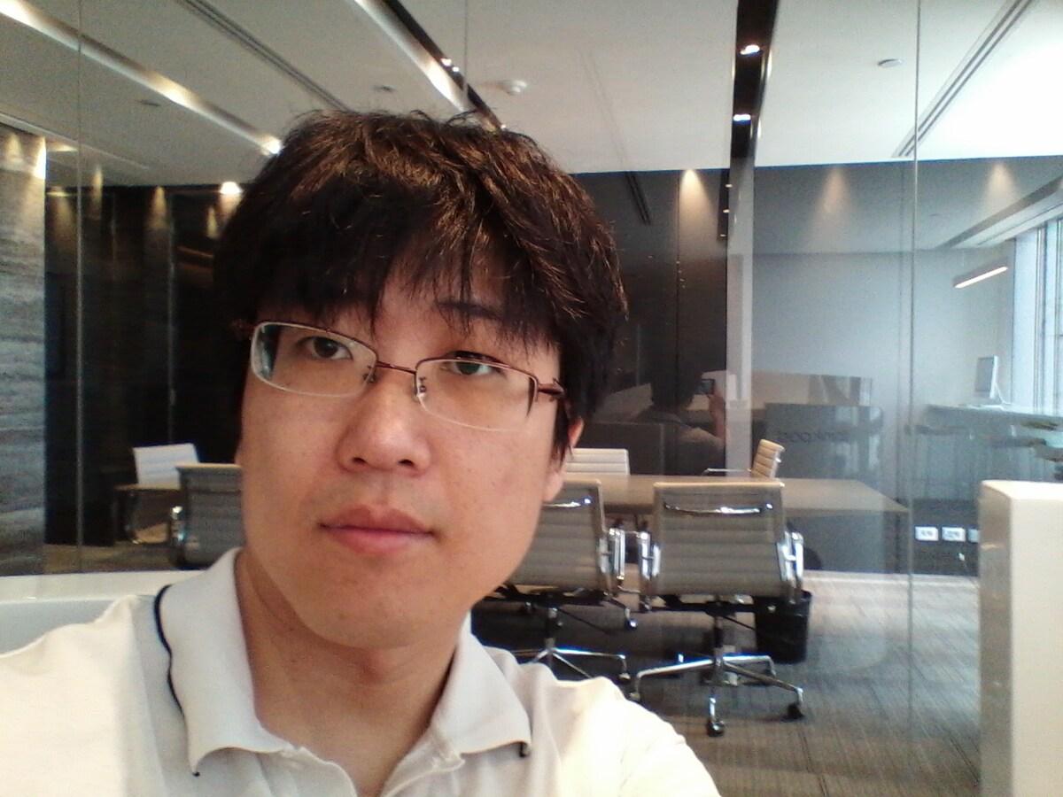 Jaehoon from Danwon-gu, Ansan-si