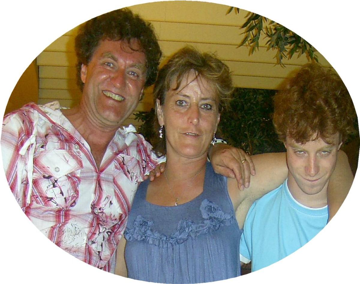 Peter, Katrin & Alex From Grünheide, Germany