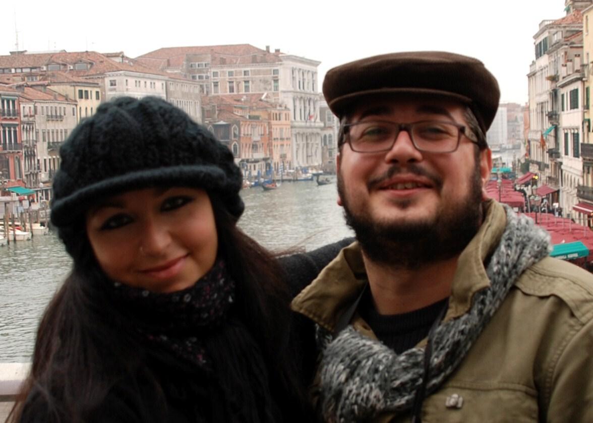 Chiara E Alessio From Magione, Italy