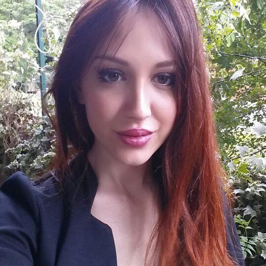 Stefania from Milano