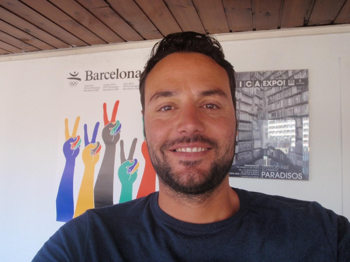 Daniel from Gijón
