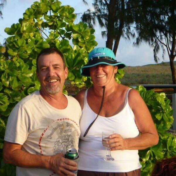 John & Elspeth From Tin Can Bay, Australia