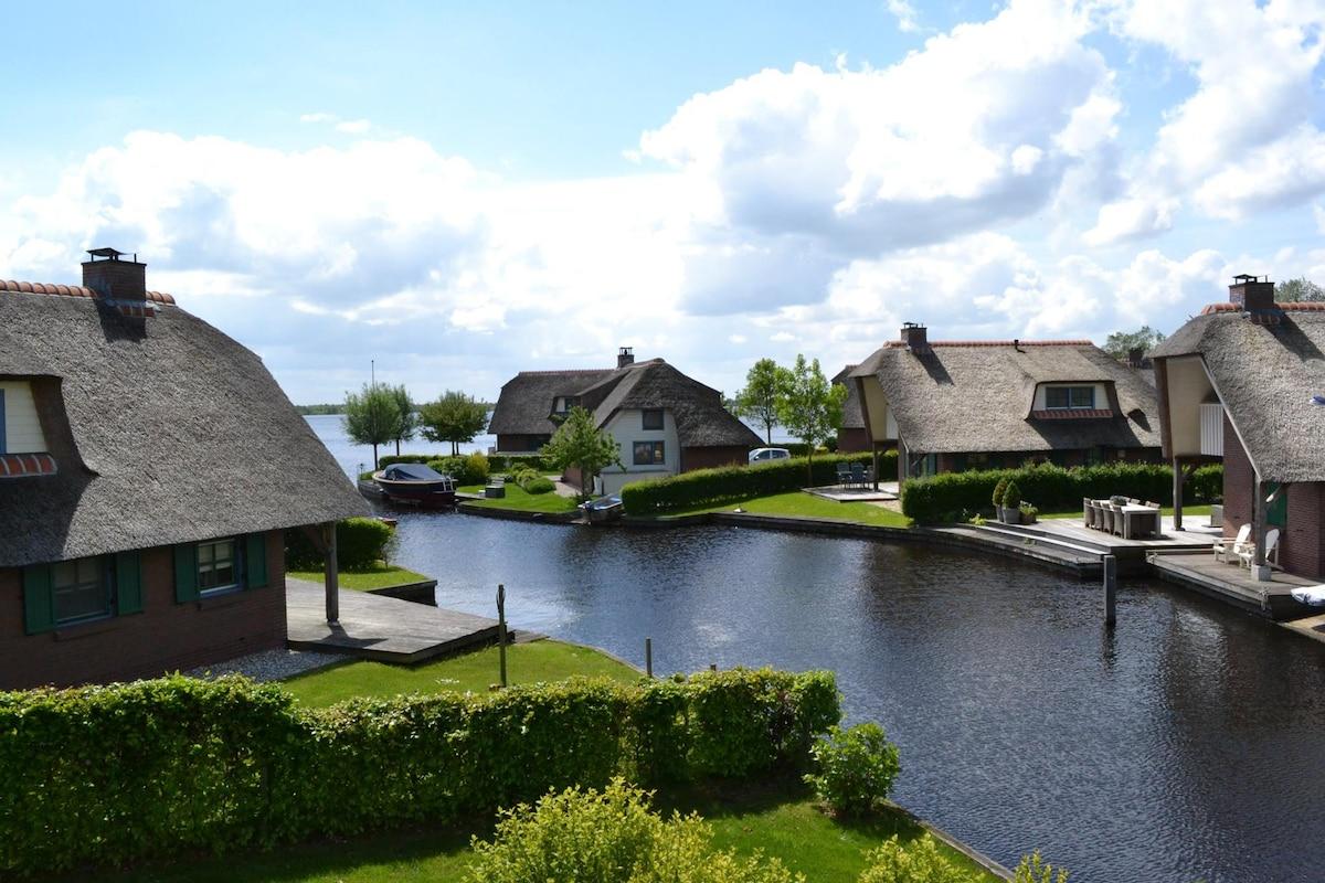 Waterpark Belterwiede From Wanneperveen, Netherlands