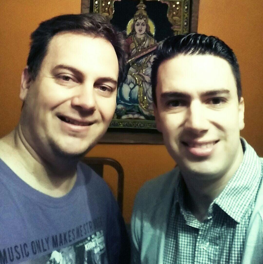 Alejandro Y Nicolas From Argentina
