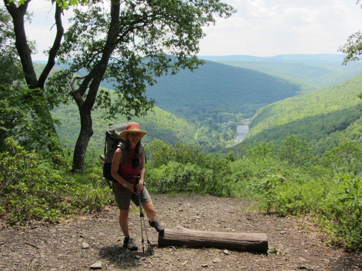 Professor at Penn State, loves hiking, biking, ski