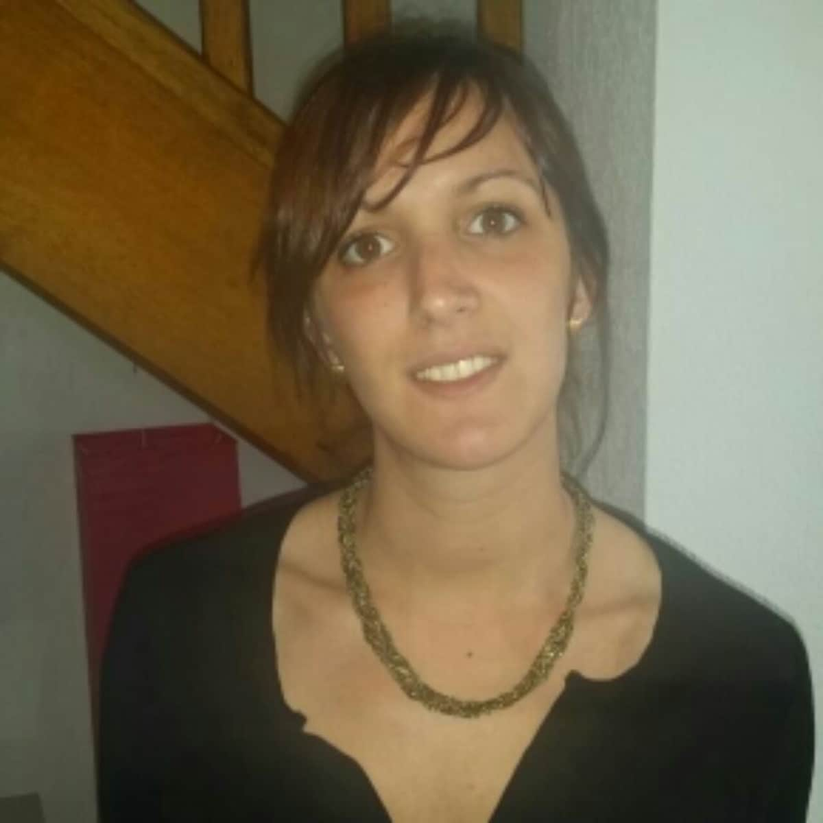 Amandine From Vic-la-Gardiole, France