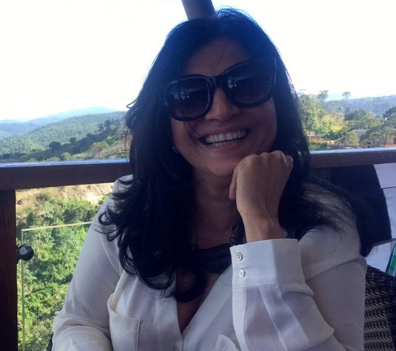 Ana Lourdes from Santo Domingo