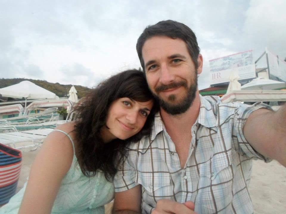 Mark And Lisa from Saint John's
