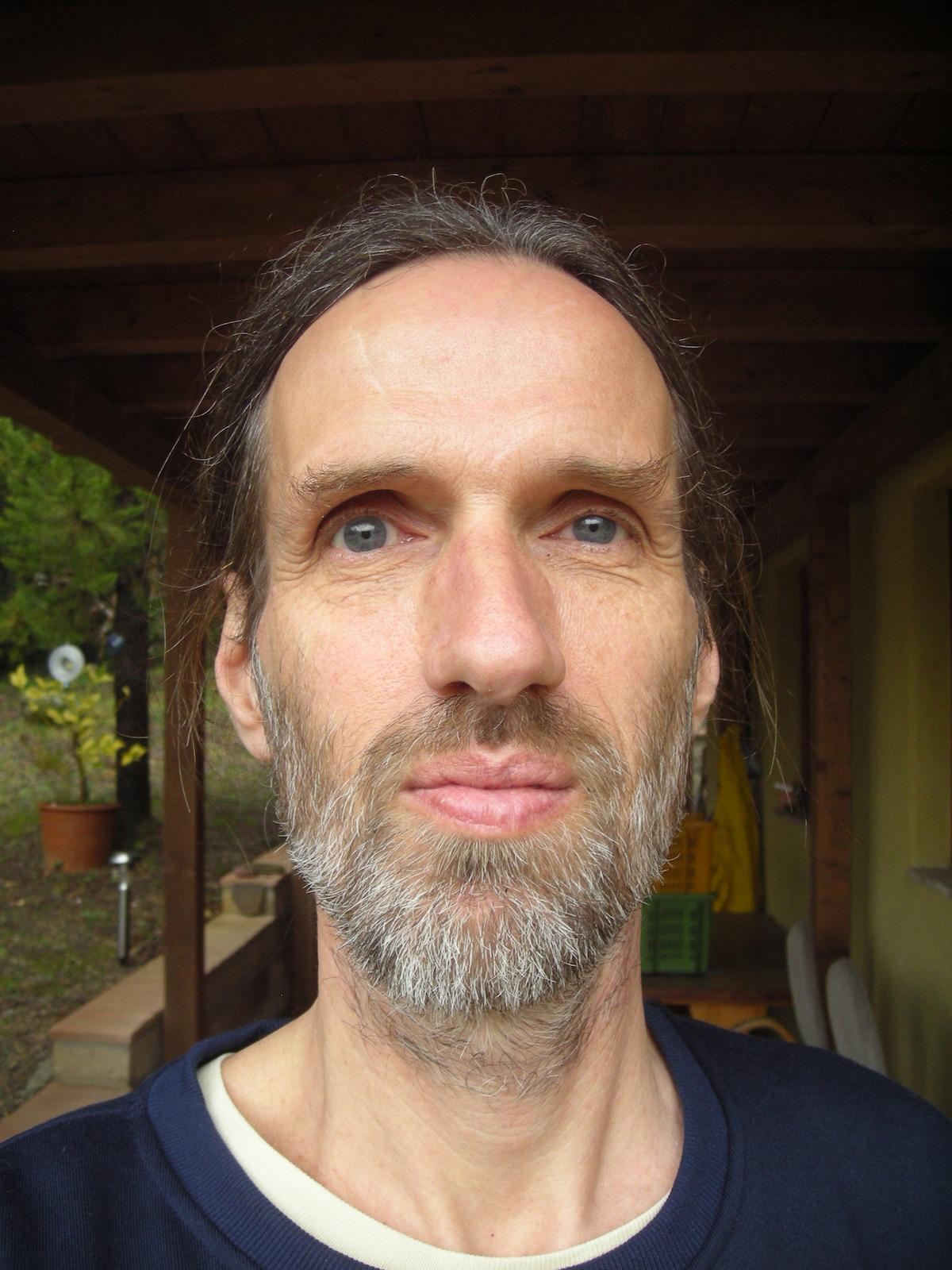Christian from Sassofortino