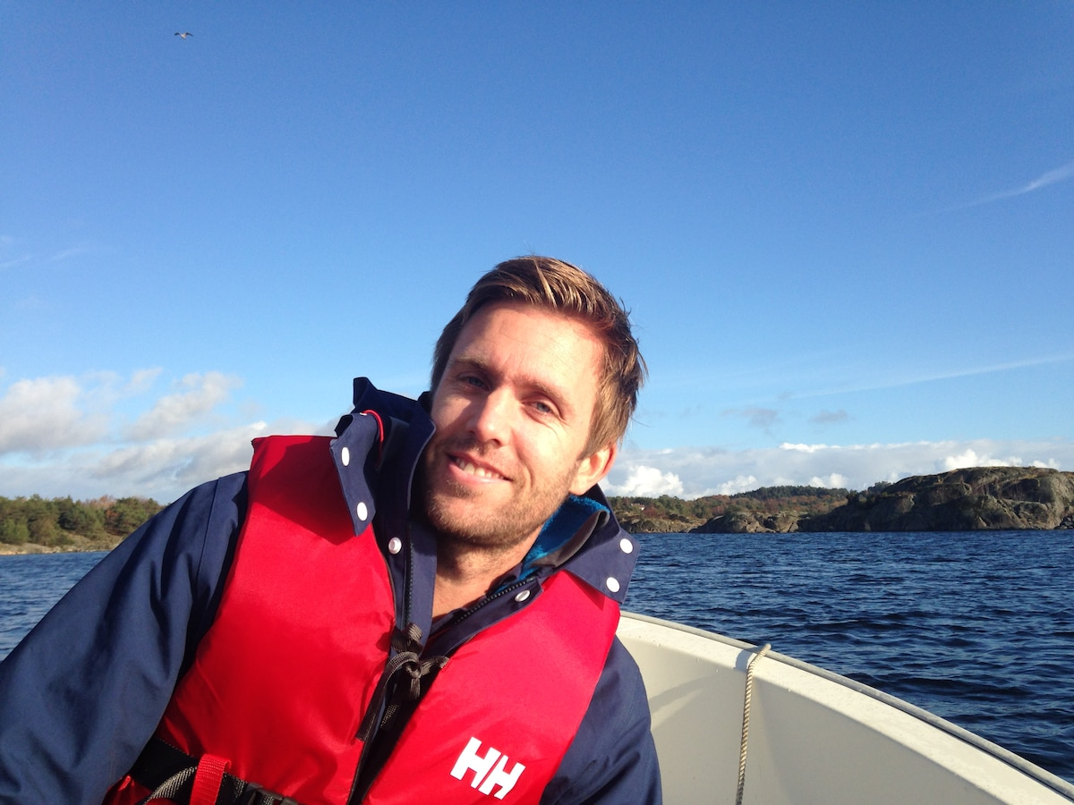 Johan from Hemsedal