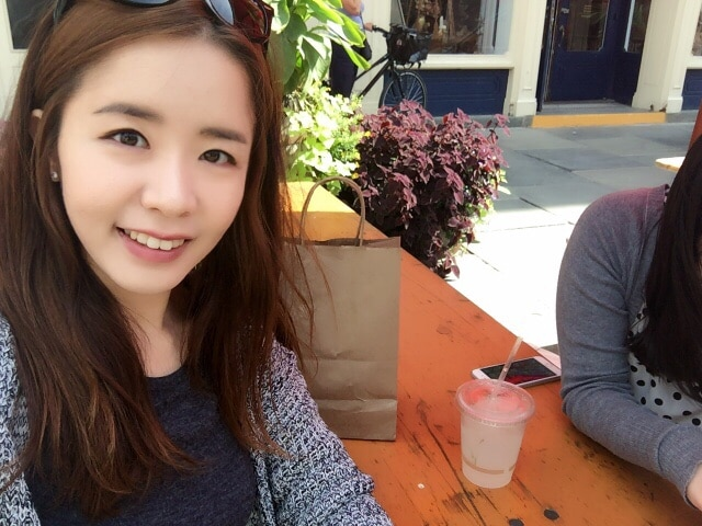 Jenna from Gangnam-gu