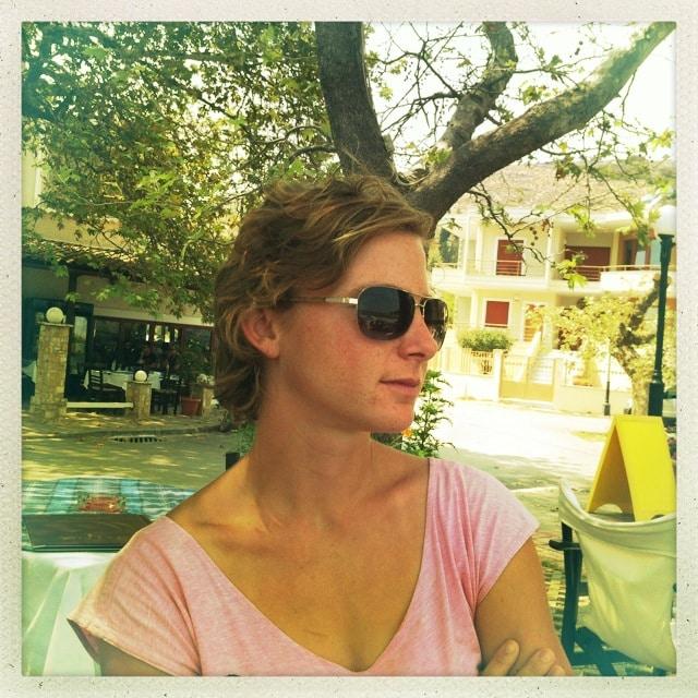 Pauline from Kathmandu