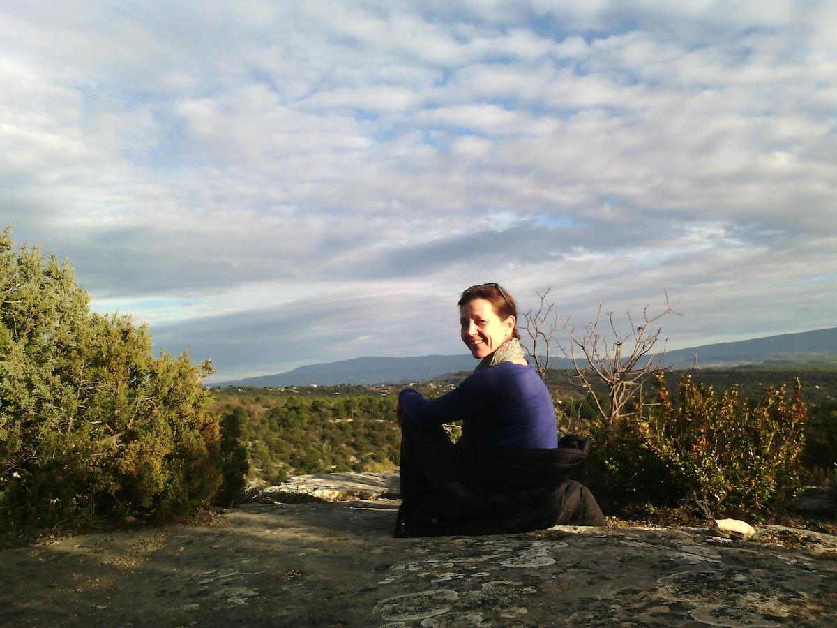 Nathalie from Avignon