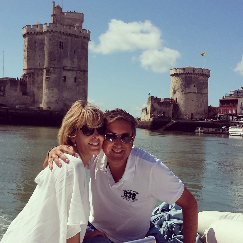 Isabelle From La Rochelle, France