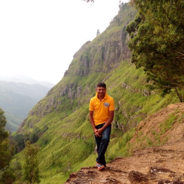 Ajm Nimal From Sri Lanka
