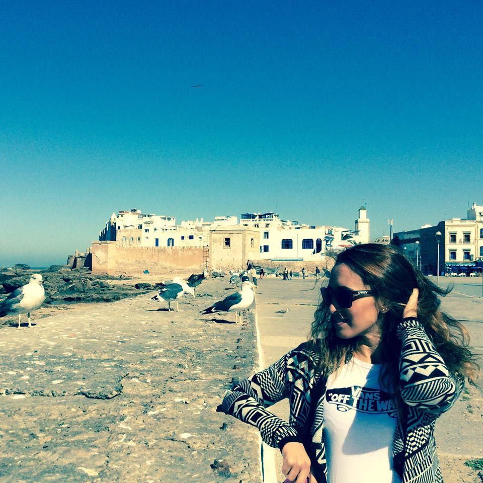 Zakia From Tarifa, Spain